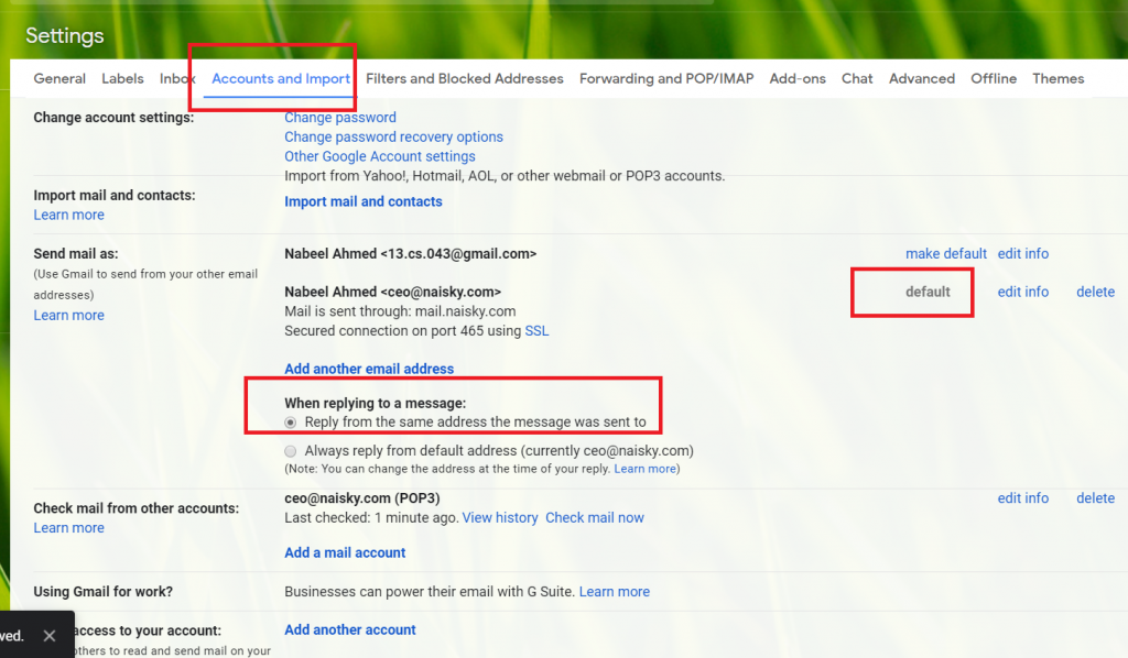 How To Setup Google Account With Your Company Domain Name in 5 min